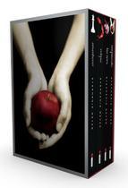 Livro - Box da série Crepúsculo -