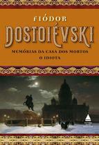 Livro - Box - Fiódor Dostoiévski -