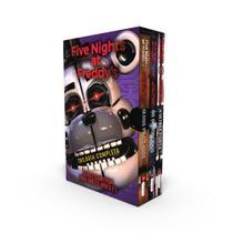 Livro - Box Five Nights at Freddy's -