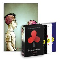 Livro - BOX GERAÇÃO DE VALOR - CÉREBRO -