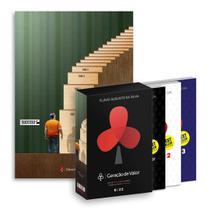 Livro - BOX GERAÇÃO DE VALOR - ESCADA -