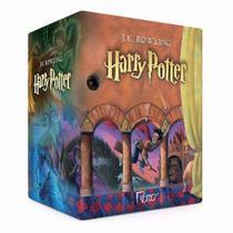Livro Box Harry Potter Tradicional - Rowling - Rocco - Rocco Jovens Leitores