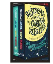 Livro - Box Histórias de Ninar para Garotas Rebeldes (vol.1 e vol. 2) -