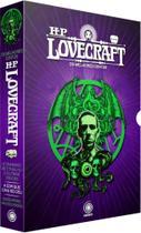 Livro - Box HP Lovecraft : Os melhores contos - 3 volumes Ed: out/2020 -