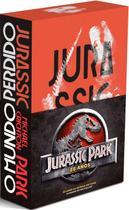 Livro - Box Jurassic Park 25 anos -