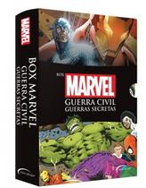 Livro - Box Marvel Guerra Civil -