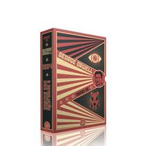 Livro - Box Obras De George Orwell + Pôster + Marcadores + Cards -