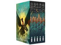 Livro - Box Percy Jackson e os olimpianos - capa nova -