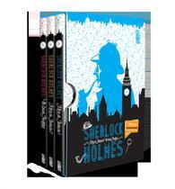 Livro - Box - Sherlock Holmes - A Arte da dedução & Os casos Pedidos -
