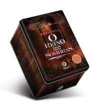 Livro - Box Trilogia o Reino das Sombras - Lata -