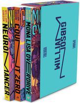 Livro - Box Trilogia Sprawl -