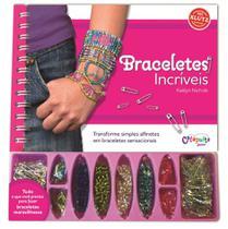 Livro - Braceletes incríveis -