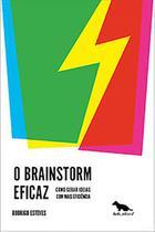 Livro - Brainstorm - Como gerar ideias com mas eficiência