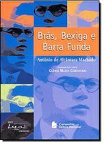 Livro - Brás, bexiba e Barra Funda -