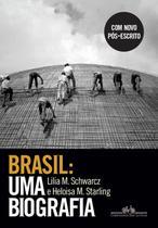 Livro - Brasil: uma biografia -