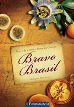 Livro - Bravo Brasil -