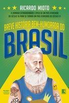 Livro - Breve história bem-humorada do Brasil -