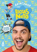 Livro - Brincando com Luccas Neto -