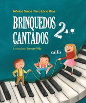 Livro - Brinquedos cantados 2 -