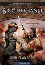 Livro - Brotherband 02 - Os Invasores -