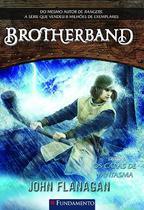 Livro - Brotherband 06 - Os Caras De Fantasma -