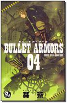 Livro - Bullet Armors - Vol.04 - Jbc