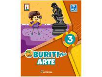 Livro Buriti Plus Arte 3º ano - Ensino Fundamental I