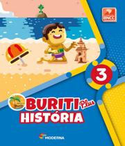 Livro Buriti Plus História 3º Ano - 978851611305