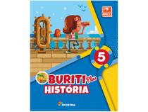 Livro Buriti Plus História 5º Ano - Obra Coletiva