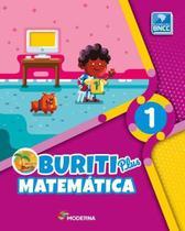 Livro Buriti Plus Matemática 1º Ano - Obra Coletiva