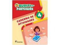 Livro Buriti Plus Português - 4º Ano