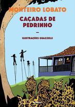 Livro - Caçadas de Pedrinho -