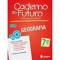 Livro Caderno Do Futuro Geografia 7 Ano - Ibep
