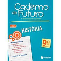 Livro Caderno Do Futuro História 9 Ano - Ibep