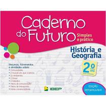 Livro Caderno Do Futuro História E Geografia 2º Ano - Ibep
