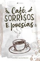 Livro - Café, sorrisos e poesias - Viseu -
