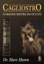 Livro - Cagliostro - o grande mestre do oculto -