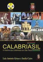 Livro - Calabriasil - a história dos calabreses -
