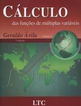 Livro - Cálculo das Funções de Múltiplas Variáveis Vol. 3 -