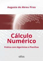 Livro - Cálculo Numérico: Prática Com Algoritmos E Planilhas -
