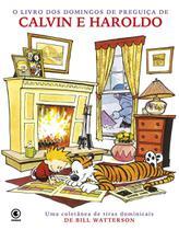 Livro - Calvin e Haroldo 14 - O livro dos domingos de preguiça de Calvin e Haroldo -