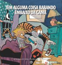 Livro - Calvin e Haroldo 3 - Tem alguma coisa -