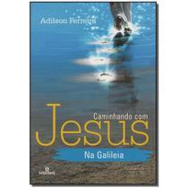 Livro - Caminhando Com Jesus Na Galileia - Intelitera editora