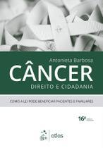 Livro - Câncer, Direito e Cidadania -