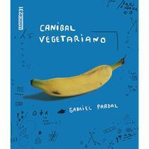 Livro - Canibal vegetariano -