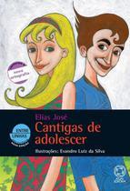 Livro - Cantigas de adolescer -