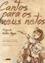 Livro - Cantos para os meus netos - poemas de Victor Hugo -
