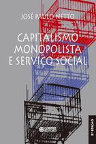 Livro - Capitalismo monopolista e Serviço Social -