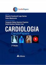 Livro Cardiologia CardioPapers 2ª Edição 2019 - Atheneu