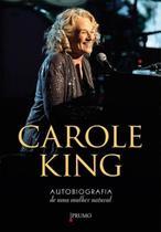 Livro - Carole King - Autobiografia de uma mulher natural -